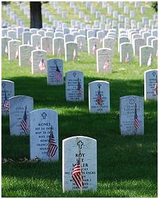 memorial day, cemetary