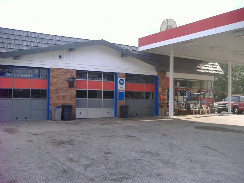 Great Business Opportunity! Exxon Gas Station Business