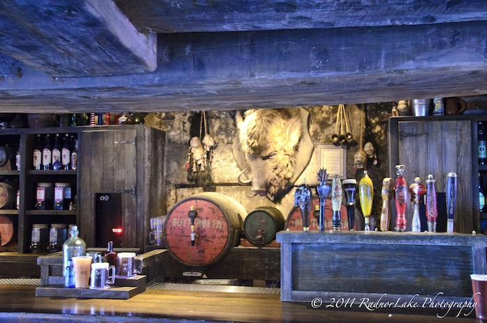 The tavern in Hogsmeade ~ Photo by Radnorlake Photography