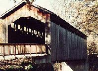 covered bridge ada mi