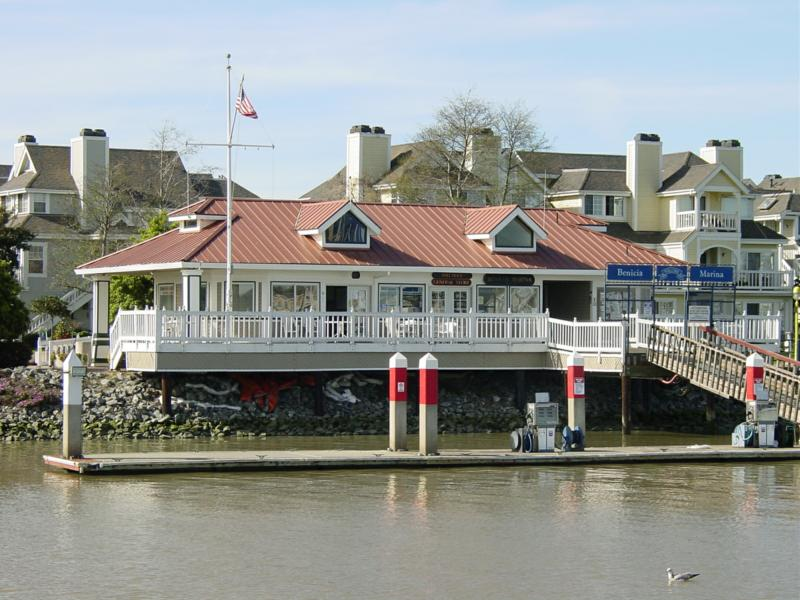 The Yacht Club - Benicia