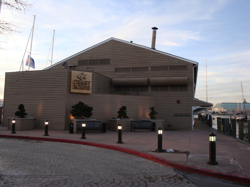 Chart House Restaurant In Annapolis Md