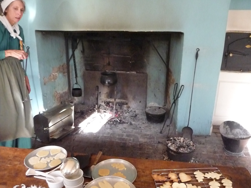 open hearth cooking