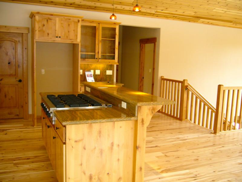 Interior of a Tahoe Home