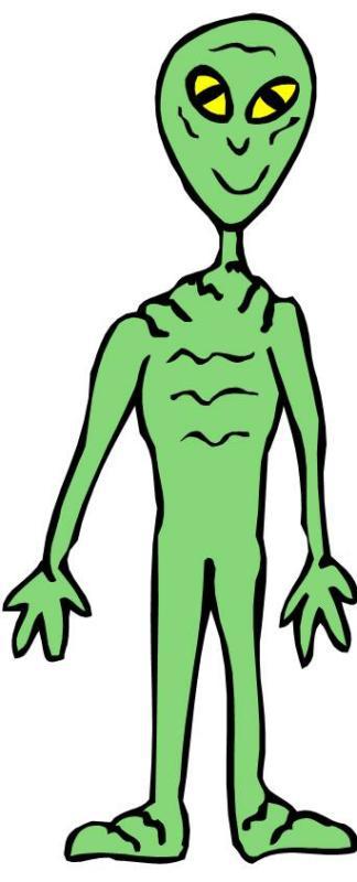 alien cartoon show - photo #28