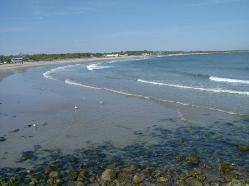 Narragansett RI town beach