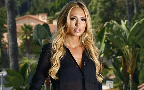Petra Ecclestone the New owner of Candy Spelling's home