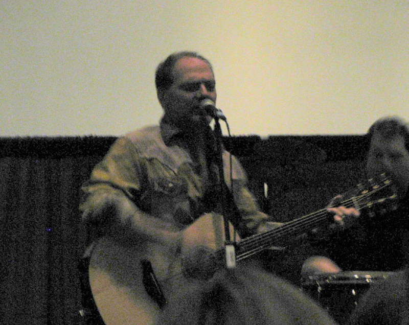 Les Stroud at the Outdoor Adventure Show