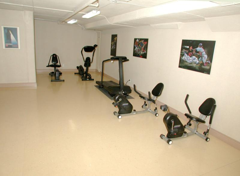 The Exercise Room at Dayspring