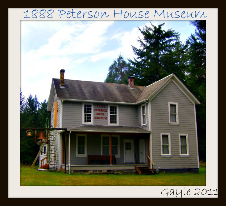 Peterson House Built in 1888
