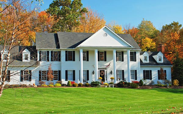 Luxury homes ohio free download wiring diagram for Custom home builders central arkansas
