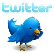 Follow me to Twitter