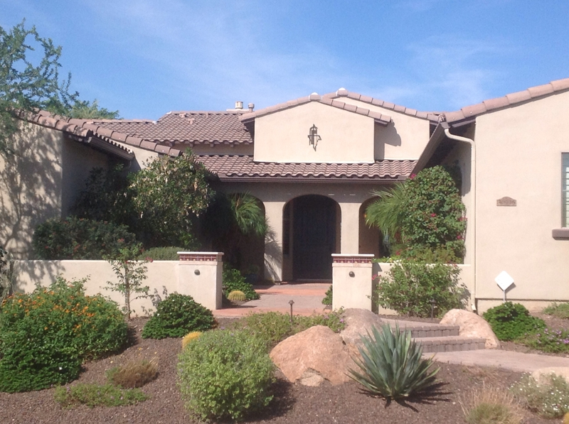 Gated Home For Sale In Blackstone At Vistancia