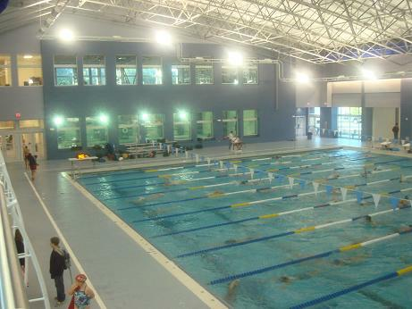 Triangle Aquatic Center Tac Opens Today In Cary Nc