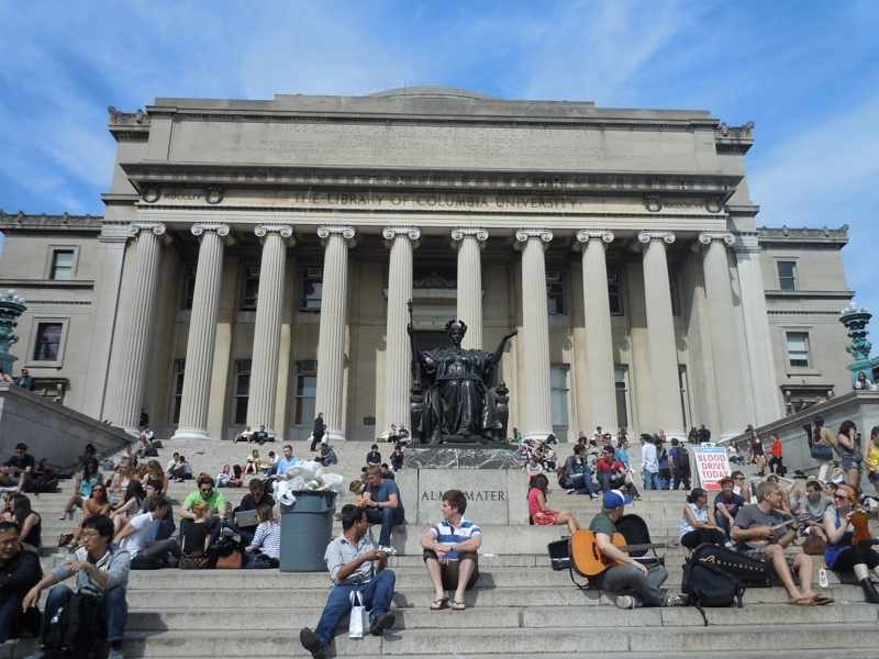 library at columbia university