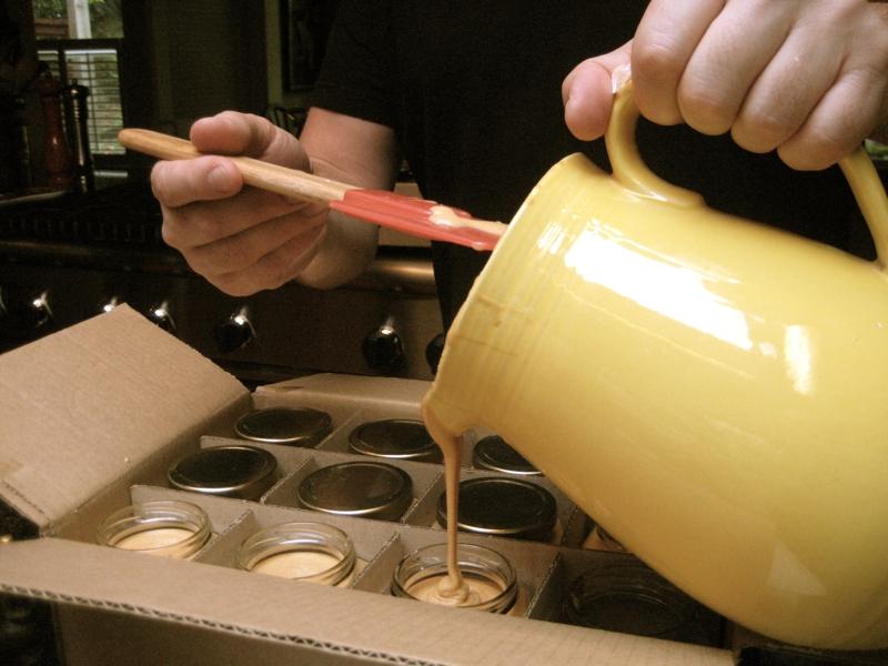 Marin Realtors Homemade Holiday Mustard