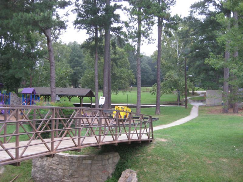 Willow Park In Decatur Ga