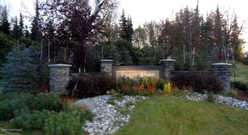 New Construction Luxury Homes in Cross View Estates in Anchorage AK