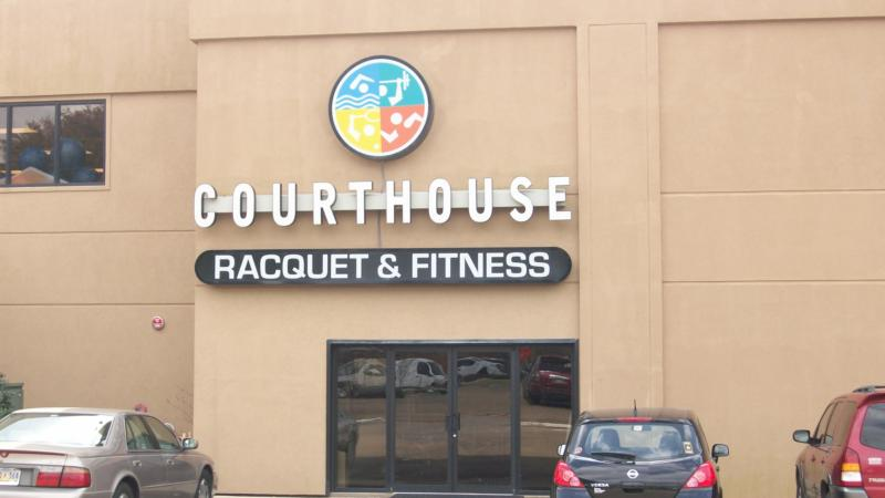 Courthouse Racquet And Fitness Club Multiple Location