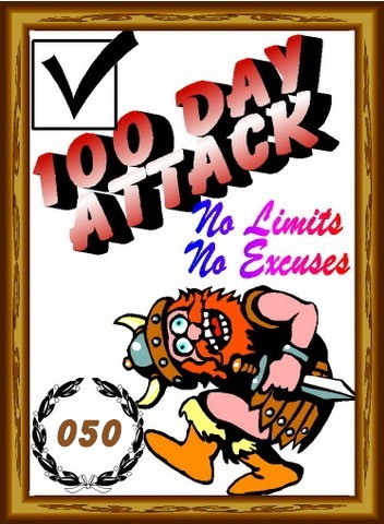100 day attack