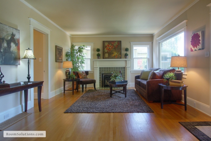 portland real estate staging