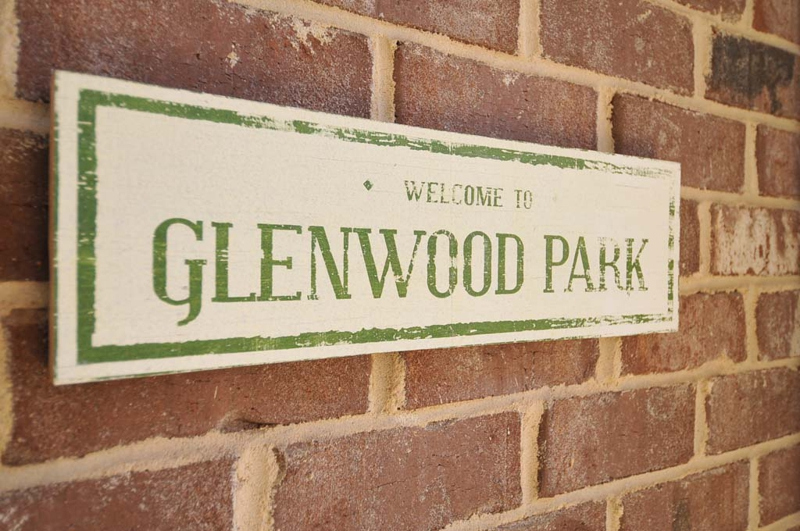 Atlanta Georgias Glenwood Park Community And So Much More