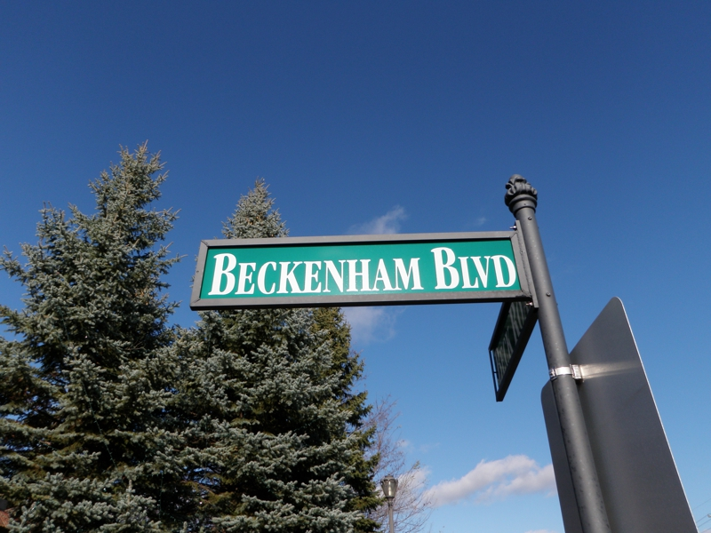 Beckenham Novi Michigan