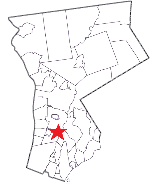 Hartsdale is near Scarsdale and White Plains