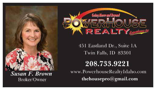 Twin Falls Idaho Homes for Sale, Powerhouse Realty, Real Estate Twin Falls Idaho