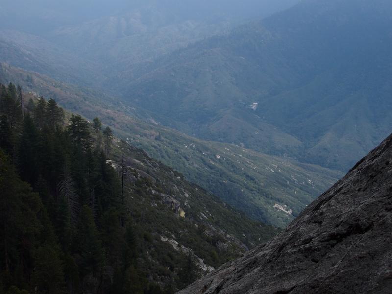Image taken from Moro Rock