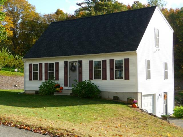 day 82 100 days of central mass features cape cod style homes