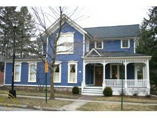Northville Victorian Homes Michigan