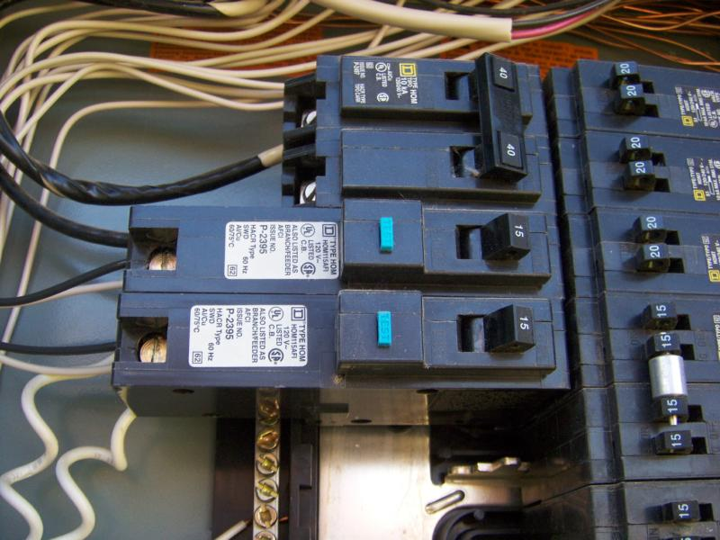 Diagram Inspecting Electrical Afci Circuit Breakers