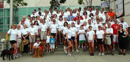 FM Realty Heart Walk Participants