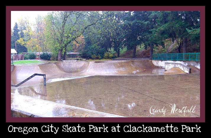 Oregon City Skate Park