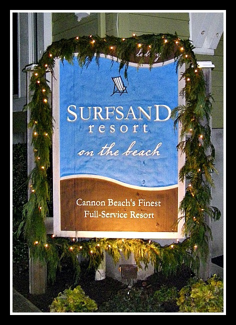 Surfsand resort on the beach Cannon Beach Oregon