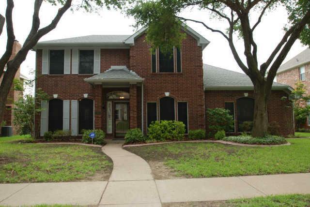Plano Home For Sale In Covington Square