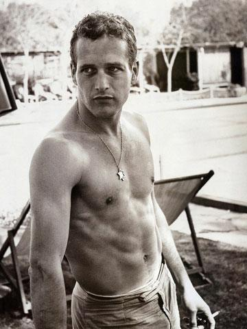 Paul Newman Actor And Salad Sauce Maker And Husband