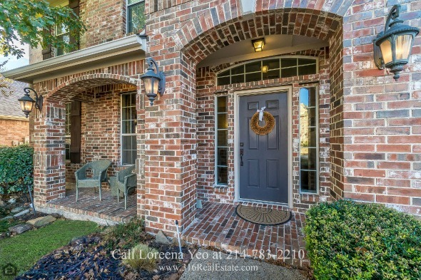 Frisco TX Homes for Sale - The brick home you've been dreaming of awaits you in this Frisco home for sale.