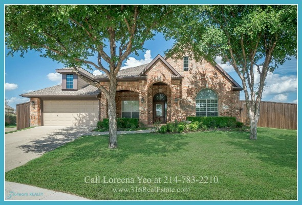 Homes for Sale in Frisco TX - Live the peaceful life you dream of in this home for sale in Frisco TX.