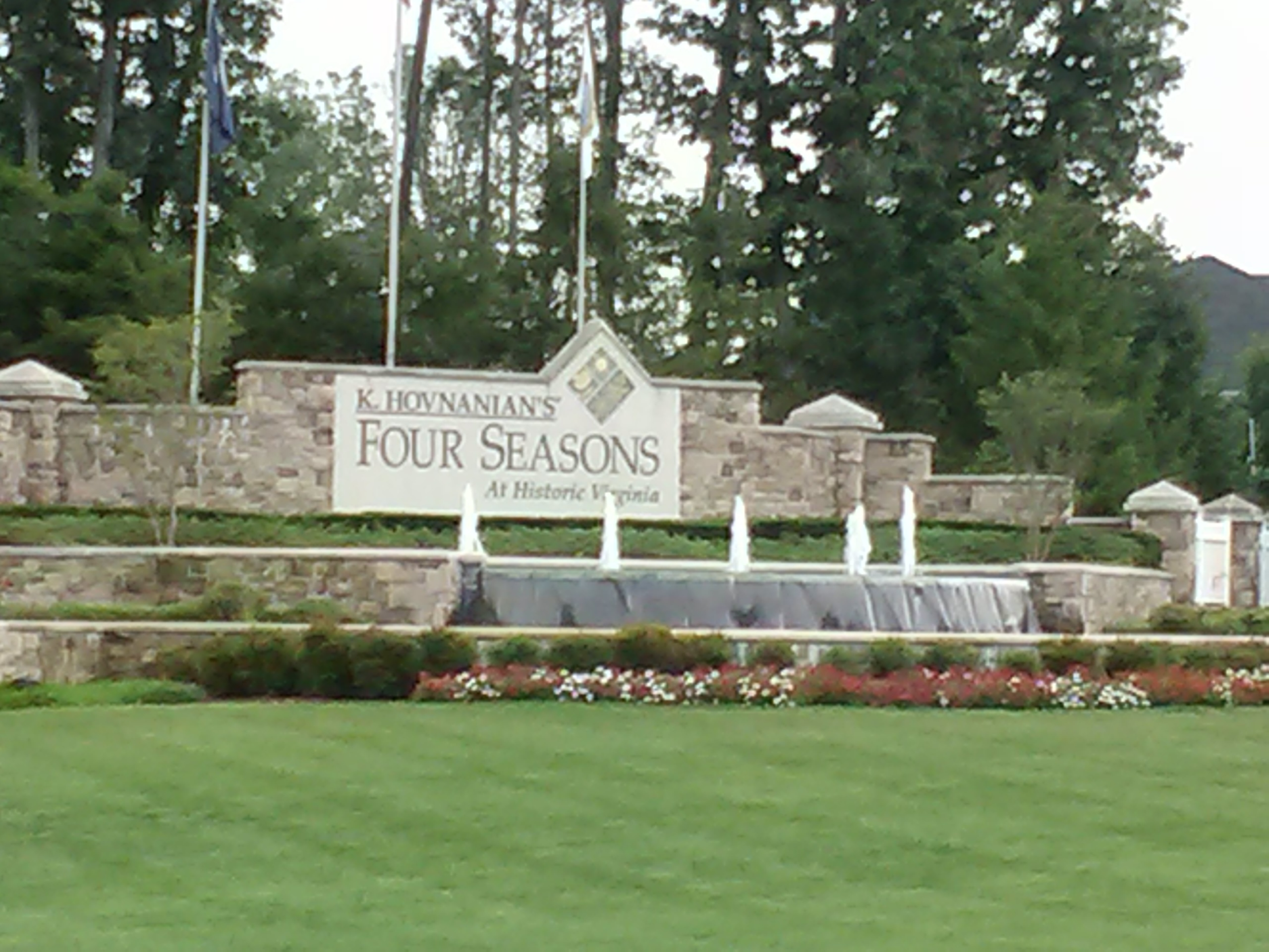 Four Seasons at Historic Virginia Active Adult Community Dumfries VA