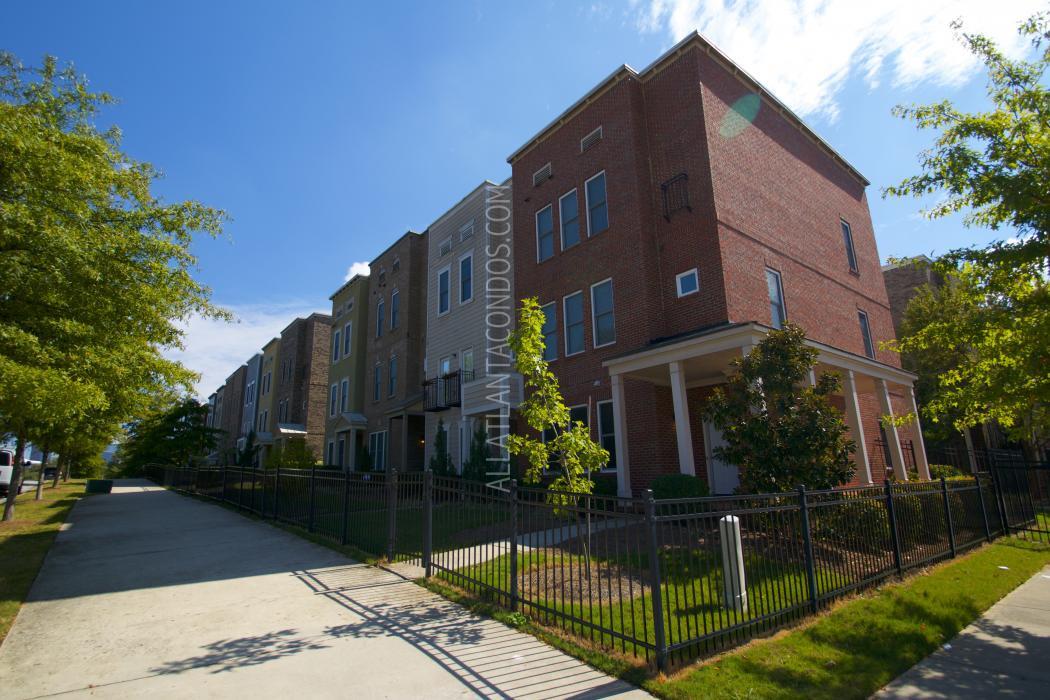 Historic westside atlanta condos for Westside homes
