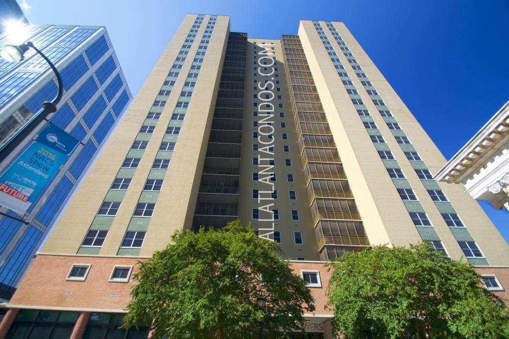 Peachtree Towers Atlanta Condos