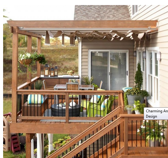 Decorating Your Deck
