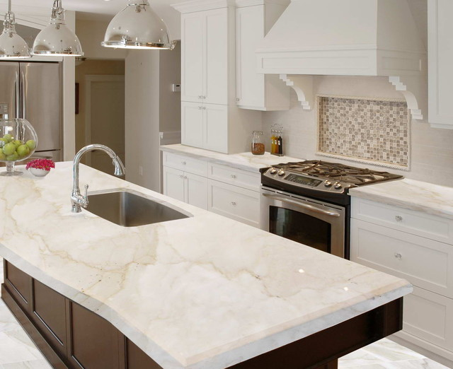 Kitchen Countertop Stores : The Real Value of Renovation