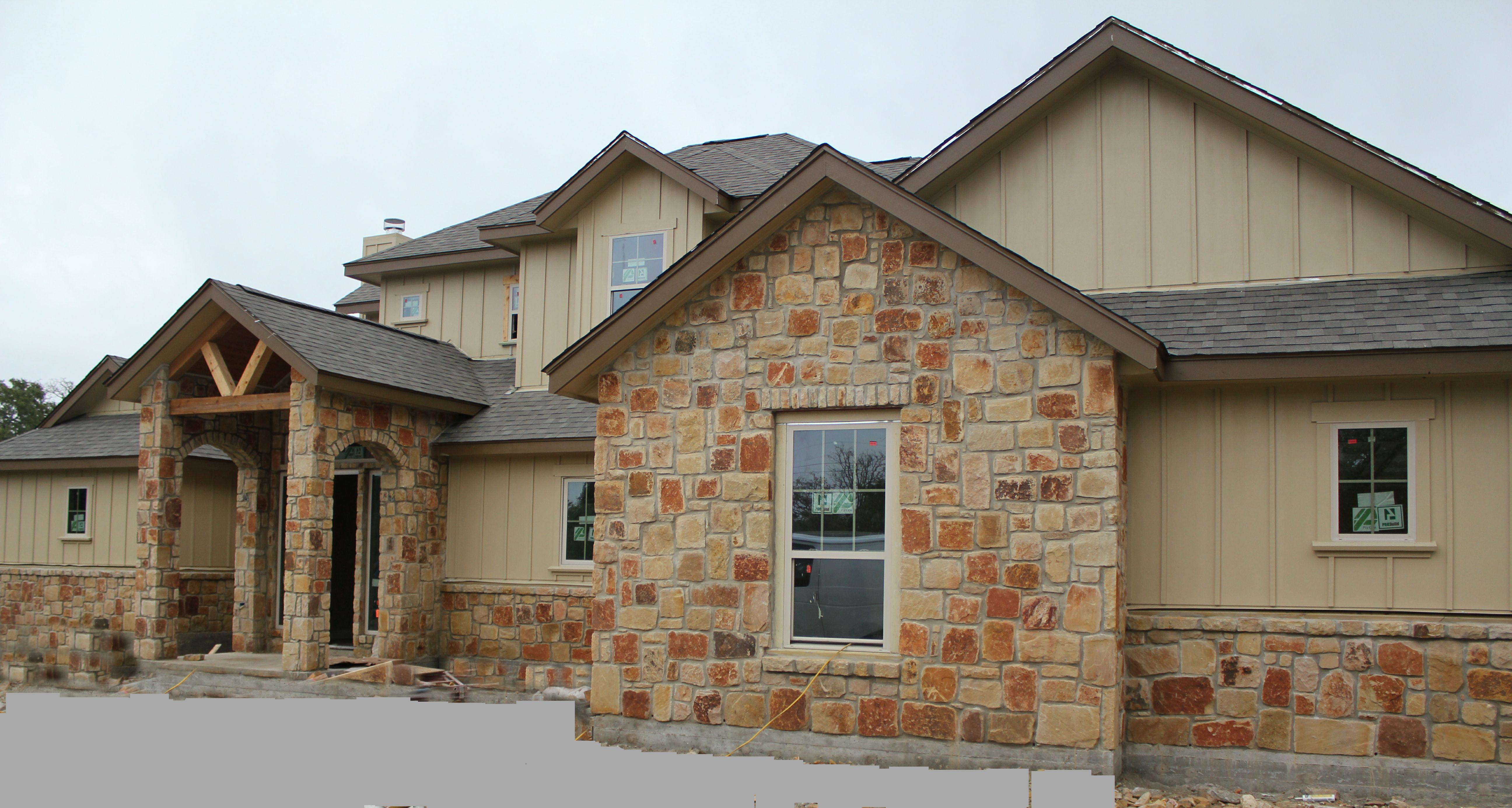 Beautiful new construction on acreage ready for move in 2014 for Hill country classic homes