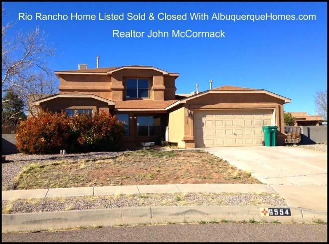 Rio Rancho NM Homes For Sale Under $200,000, Albuquerque Homes Realty, John McCormack Realtor