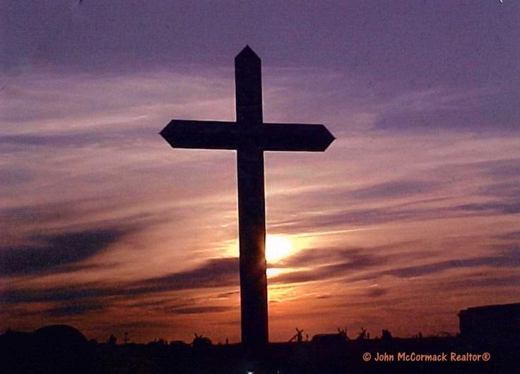 The Cross Groom Texas Copyright John McCormack, Albuquerque Realtor