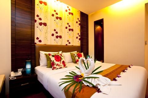 Small Bedroom Design Think Hotel