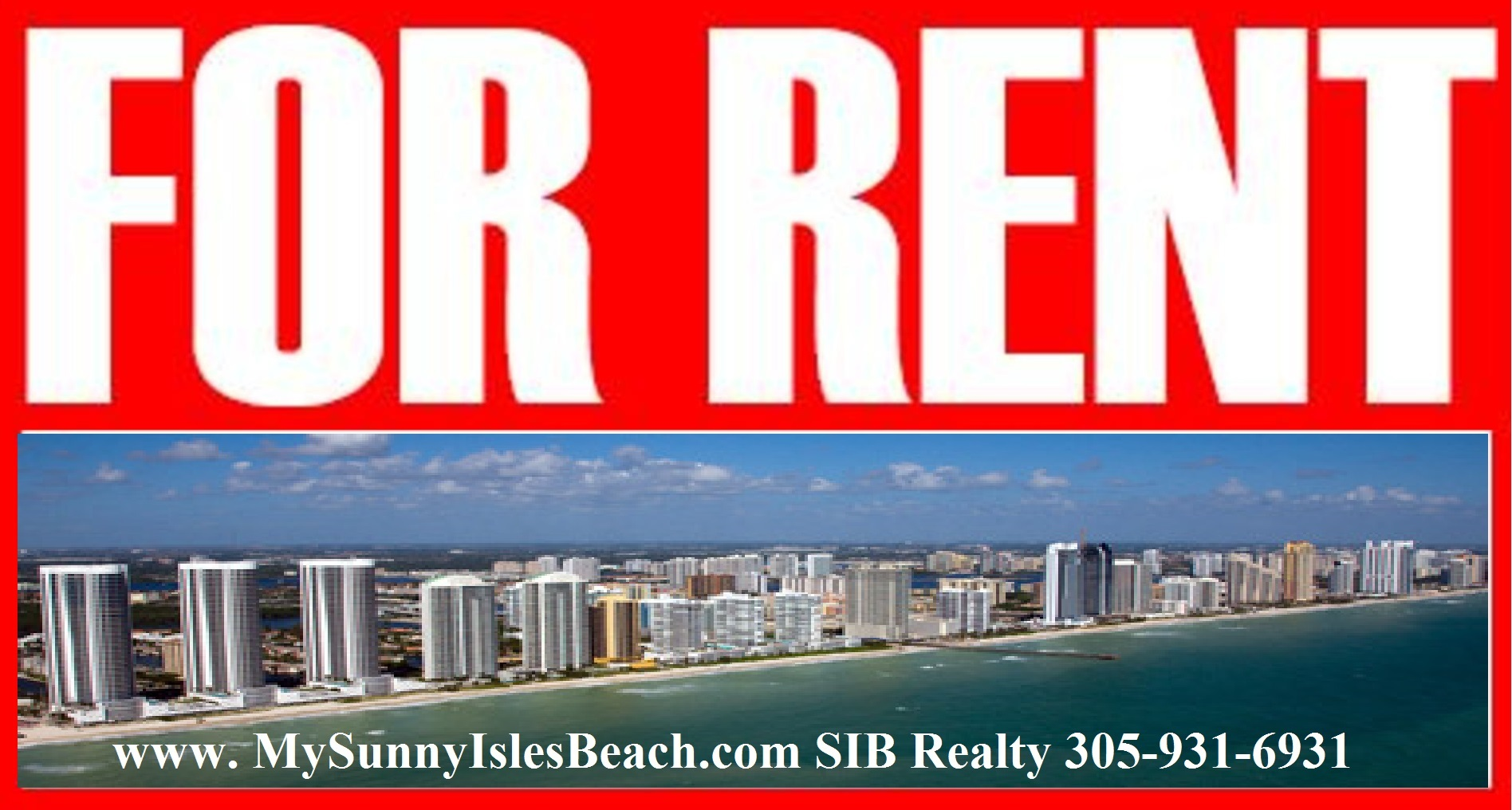 Condos For Rent Winston Towers Sunny Isles Beach
